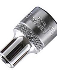 Es 1/4 Serie sechs Winkel metrische Steckdose 5mm / 100