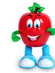 Недорогие -Робот LED освещение Игрушки Электрический Apple Куски Детские Подарок