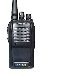 cheap -TK-928 Walkie Talkie Handheld Emergency Alarm Power Saving Function VOX CTCSS/CDCSS Scan Monitoring FM Radio 16 1300.0 5 Walkie Talkie