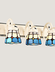 AC 100-240 60 E26/E27 Rustique/Campagnard Peintures Fonctionnalité for LED,Vers le Bas Eclairage de Salle de bains Applique murale