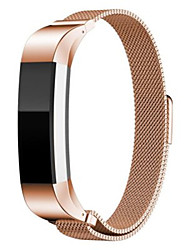 cheap -Milanese Strap for Fitbit Alta Smart Watch - ROSE GOLD Watch Bands for Fitbit