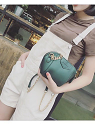 cheap -Women's Bags PU Crossbody Bag for Event/Party Casual Office & Career All Seasons Black Wine Arm Green