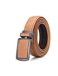 Adulto Vintage Casual Cintos Liga Côr Pura Cinto para a Cintura,Sólido