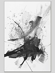 cheap -Oil Paintings Abstract Style Canvas Material With Wooden Stretcher Ready To Hang Size60*90CM and 50*70CM .