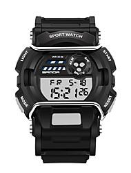 cheap -SANDA Men's Smart Watch Sport Military Style Waterproof Sport Japanese Quartz Watches Shock Men's Relogio Digital Watch