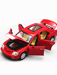 cheap -Die-Cast Vehicles Toy Cars Toys Race Car Toys Car Metal Alloy Pieces Unisex Boys Gift