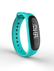 cheap -Water Proof Long Standby Calories Burned Smart Bracelet Blood Oxygen Heart Rate&Blood Pressure Test Pedometer