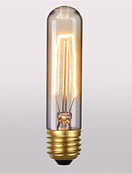 cheap -T10 AC220-240V 60W Retro Atmosphere Edison Tungsten Silk Light Bulb 1pcs