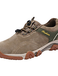 Hiking Shoes Men's Shoes Casual Fashion Sneakers Slip On Suede Comfort  Sports Trainers