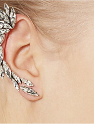 cheap -The Alloy Is Studded With Precious And Stylish Ear Clip Earrings