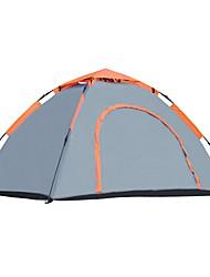 CAMEL 2 persone Tenda Singolo Tenda da campeggio Una camera Tenda automatica per Campeggio Viaggi CM