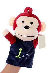 Stuffed Toys Bonecas Fantoche de Dedo Brinquedos Animais Bébé Peças