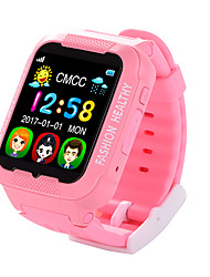 cheap -Kids' Watches GPS Games Touch Screen Water Resistant / Water Proof Calories Burned Pedometers Camera Distance Tracking APP Control SOS