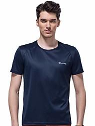 preiswerte -Unisex T-Shirt für Wanderer Rasche Trocknung Kleidungs-Sets für Golfspiel Frühling Sommer Herbst M L XL XXL XXXL