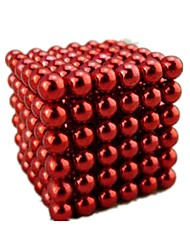 cheap -Magnet Toys Neodymium Magnet 216 Pieces 5mm Toys Alloy Magnetic Round Gift