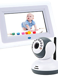 Baby Monitor 2.4G Wireless High Quality View Surveillance Camera for Home Safety