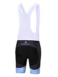 Cycling Bib Shorts Women's Ladies' Bike Bib Shorts Padded Shorts/Chamois Cycling Spandex Polyester Cycling Spring/Fall Summer Black White