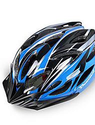 Недорогие -Универсальные Велоспорт шлем Вентиляционные клапаны Велоспорт Горные велосипеды Велосипедный спорт Стандартный размер