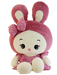 cheap -Stuffed Toys Doll Stuffed Animals Plush Toy Girl Doll Toys Rabbit Cute Extra Large Sponge Unisex Pieces