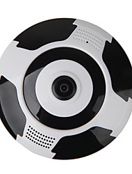 cheap -VESKYS 1.3 MP Indoor with IR-cut Zoom 128(High Definition Built-in speaker Built-in Microphone Day Night Motion Detection Remote Access