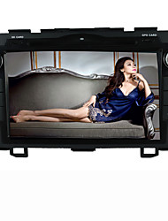 baratos -8inch 2 din carro dvd player in-dash para Honda CR-V 2008-2011 com GPS, BT, ipod, RDS