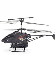 cheap -RC Helicopter WL Toys S977 3 Axis 2.4G With 0.3MP HD Camera Remote Control / RC