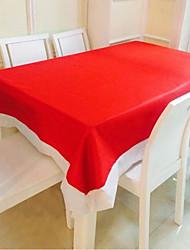 132Cm * 208Cm Christmas Long Tablecloth/Wedding Christmas Decorations/Wedding Christmas Products