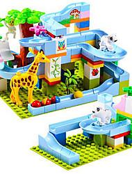 baratos -Pistas para Bolinhas de Gude Modelo e Blocos de Construção Brinquedos Eagle 3D Plásticos Para Meninas Crianças Dom 1pcs