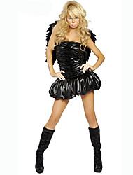 abordables -Ange et Diable Cosplay Costumes de Cosplay Costume de Soirée Féminin Halloween Carnaval Fête / Célébration Déguisement d'Halloween Autres