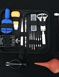 Watch Repair Tool Kit Adjustable Back Case Opener Cover Remover Screw Watchmaker Open Battery