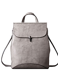 cheap -Women Bags Cowhide Backpack for Casual Sports Formal Running Professioanl Use Outdoor Office & Career Cycling/Bike Traveling Fitness
