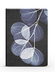 Pour apple ipad (2017) pro 9.7''case cover with stand flip pattern auto sommeil / réveil corps plein carré puce pu pu puissant ipad air 2