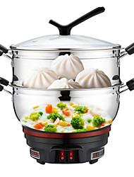 Cucina Acciaio Inox 220V Pentola a pressione