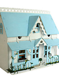 cheap -Wood Model Toys House Plastics Pieces Not Specified Gift
