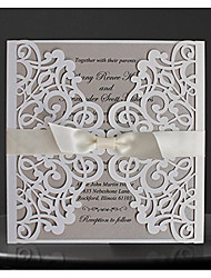cheap -Gate-Fold Wedding Invitations 50 - Invitation Cards Invitation Sample Mother's Day Cards Baby Shower Cards Bridal Shower Cards Engagement