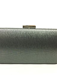 Women Bags All Seasons Other Leather Type Evening Bag for Event/Party Blue Black Silver Gray Coffee
