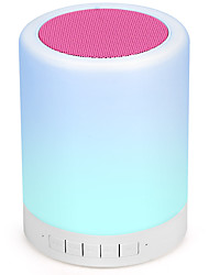 L5 Wireless Bluetooth Speaker Hi Fi Call Colorful Touch LED Light Lamp With TF Music Player Smart MiniSpeakers Subwoofer