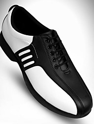 cheap -Golf Shoes Men's Golf Soft Non-slip Shockproof Sports Sports Outdoor Practise Leisure Sports Artistic Style Modern Style Stylish Cowsuede