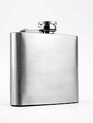 Lui Marié Fille d'honneur Groom Couple Parents Amis Acier inoxydable Flasque Bouteille