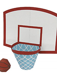 economico -Puzzle 3D Palline Modellino di carta Giocattoli di pallacanestro Giocattoli Basket 3D Fai da te Non specificato Pezzi
