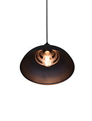 cheap -Rustic/Lodge LED Vintage Country Bulb Included Extended Pendant Light Downlight For Dining Room Indoor Garage Warm White 230-330lm