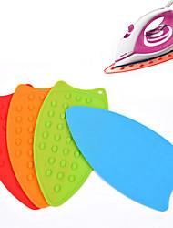 Недорогие -настольные железные коврики силиконовая изоляционная прокладка противоскользящие подставки под тепло