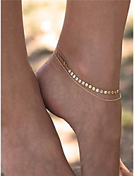 cheap -Women's Anklet/Bracelet Copper Iron Fashion Costume Jewelry Jewelry For Dailywear Daily Casual Casual/Daily