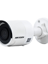 baratos -hikvision® ds-2cd2085fwd-i 8mp ip camera (12 vdc & poe ip67 30m ir built-in sd slot h.265 3d ​​dnr detecção de movimento)