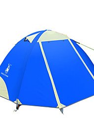 GAZELLE OUTDOORS 2 persons Tent Double Camping Tent One Room Backpacking Tents Keep Warm Waterproof Windproof Ultraviolet Resistant