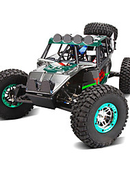 baratos -Carroça WLToys K949 1:10 Electrico Escovado RC Car 2.4G Pronto a usar