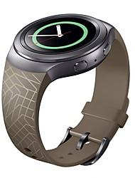 preiswerte -Uhrenarmband für Gear S2 Samsung Galaxy Sport Band Silikon Handschlaufe