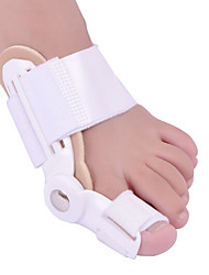 cheap -1PCS Toe Separator Big Toe Bone Bunion Shield Hallux Valgus Splint Pro Protector Corrector Alignment Foot Massager Pedicure Orthopedic Support Brace