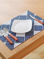 preiswerte -Anderen Print Tischdecken , Baumwoll Mischung Stoff 1
