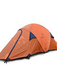 economico -2 persone Tenda Tenda da campeggio Tenda ripiegabile Tenere al caldo Ompermeabile per Campeggio e hiking Altro Materiale CM